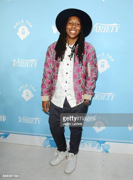 Actress Lena Waithe attends Variety and Women In Film's 2017 preEmmy celebration at Gracias Madre on September 15 2017 in West Hollywood California