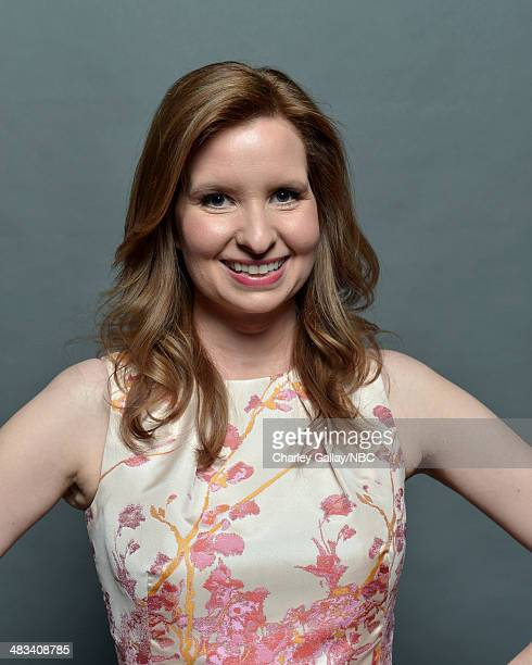 Actress Lennon Parham poses for a portrait during the 2014 NBCUniversal Summer Press Day at The Langham Huntington on April 8, 2014 in Pasadena,...