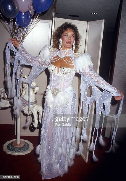 Actress Lenore Kasdorf attends A Carousel of Caring Fourth Annual Celebrity Fashion Show to Benefit the Cystic Fibrosis Foundation on May 16 1987 at...