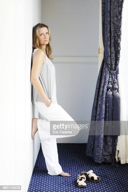 Actress Leonor Silveira is photographed for Self Assignment on September 25 2009 in San Sebastian Spain