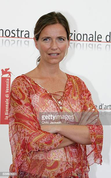 Actress Leonor Silveira poses at the photo call for Espelho Magico as part of the 62nd Venice Film Festival on September 1 2005 in Venice Italy
