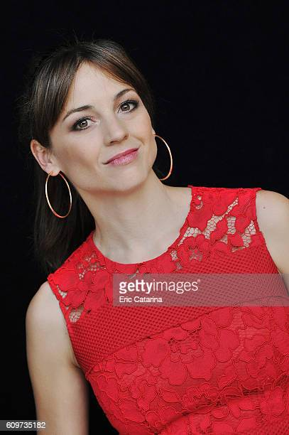 Actress Leonor Watling is photographed for Self Assignment on September 20 2016 in San Sebastian Spain