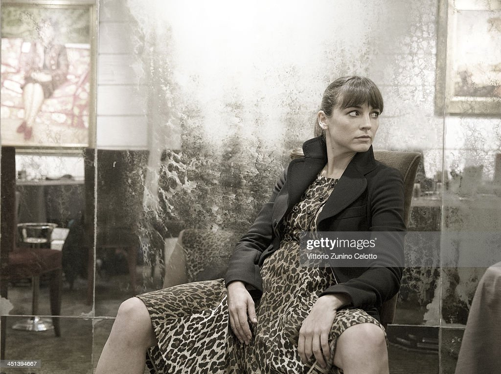 Actress Leonor Watling poses for a portrait during the 8th Rome Film Festival on November 15, 2013 in Rome, Italy.