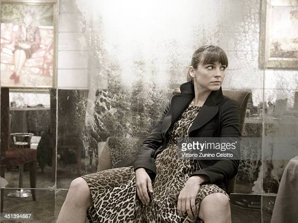 Actress Leonor Watling poses for a portrait during the 8th Rome Film Festival on November 15 2013 in Rome Italy
