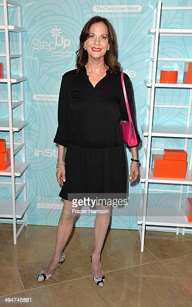 Actress Lesley Ann Warren arrives at the Step Up 11th Annual Inspiration Awards at The Beverly Hilton Hotel on May 30, 2014 in Beverly Hills,...
