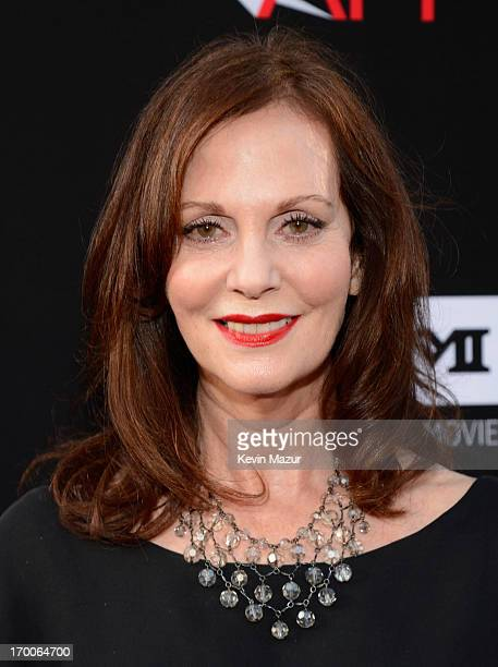 Actress Lesley Ann Warren attends AFI's 41st Life Achievement Award Tribute to Mel Brooks at Dolby Theatre on June 6 2013 in Hollywood California...