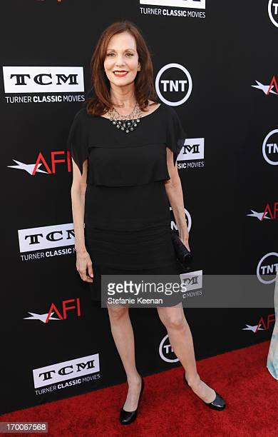 Actress Lesley Ann Warren attends AFI's 41st Life Achievement Award Tribute to Mel Brooks at Dolby Theatre on June 6, 2013 in Hollywood, California....