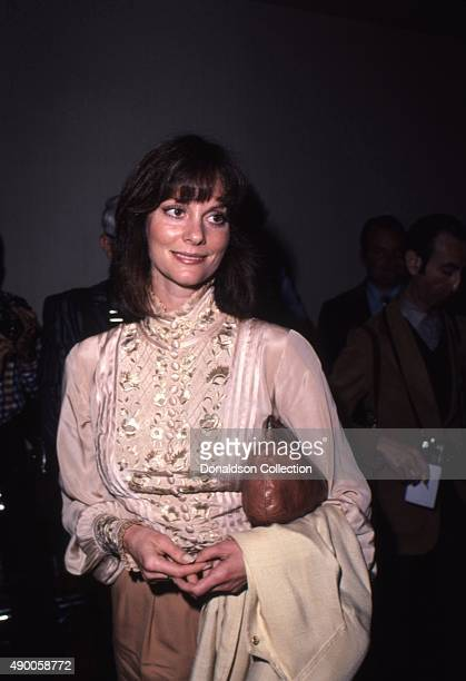 Actress Lesley Ann Warren attends an event in September 1980 in Los Angeles California