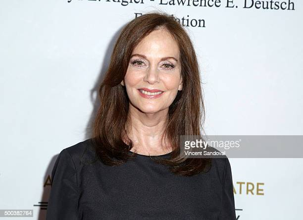 Actress Lesley Ann Warren attends the 75th Anniversary Holiday Benefit hosted by the American Ballet Theatre at The Beverly Hilton Hotel on December...