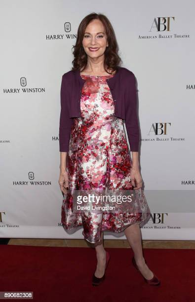 Actress Lesley Ann Warren attends the American Ballet Theatre's annual holiday benefit dinner and performance at The Beverly Hilton Hotel on December...