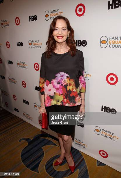 Actress Lesley Ann Warren attends the Family Equality Council's Impact Awards at the Beverly Wilshire Hotel on March 11 2017 in Beverly Hills...