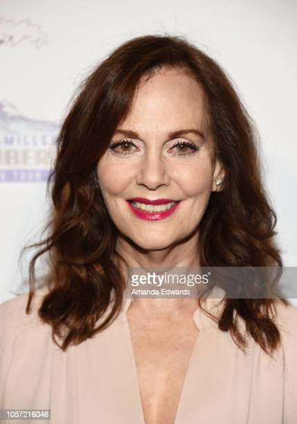 Actress Lesley Ann Warren attends the Los Angeles leg of Stephanie Miller's Sexy Liberal Blue Wave Tour at The Saban Theatre on November 3 2018 in...