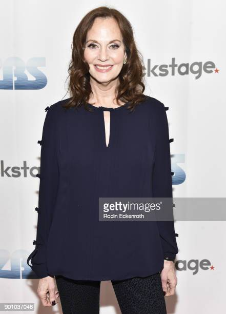 Actress Lesley Ann Warren attends ZBS Backstage Present The Wonder Women of Hollywood at Zak Barnett Studios on January 3 2018 in Los Angeles...