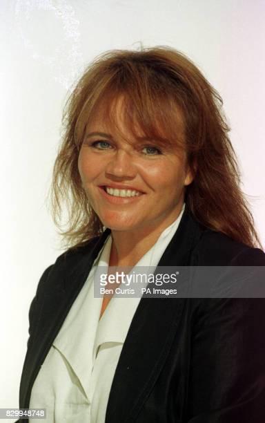 Actress Lesley Dunlop