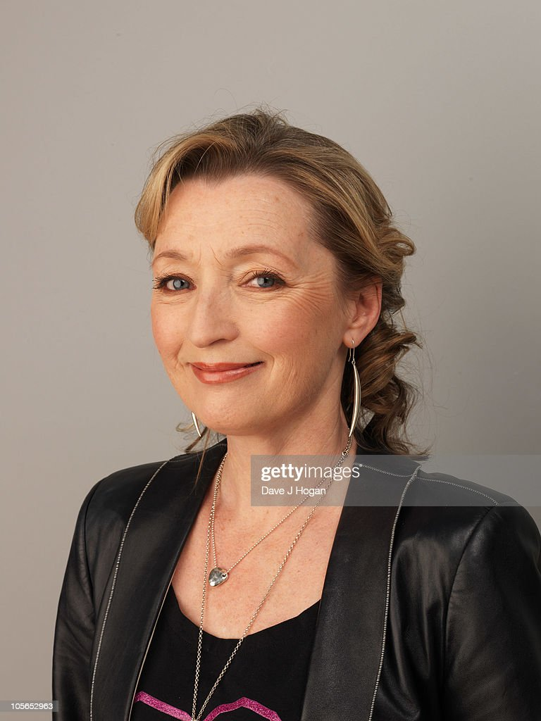 Actress Lesley Manville from Another Year poses for a portrait during The 54th BFI London Film Festival held at The Vue Leicester Square on October 18, 2010 in London, England.