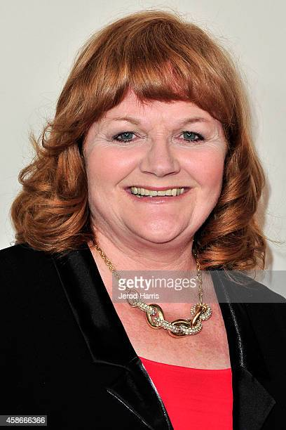 Actress Lesley Nicol attends the International Myeloma Foundation 8th annual comedy celebration 'Celebrity Autobiography' at the Wilshire Ebell...