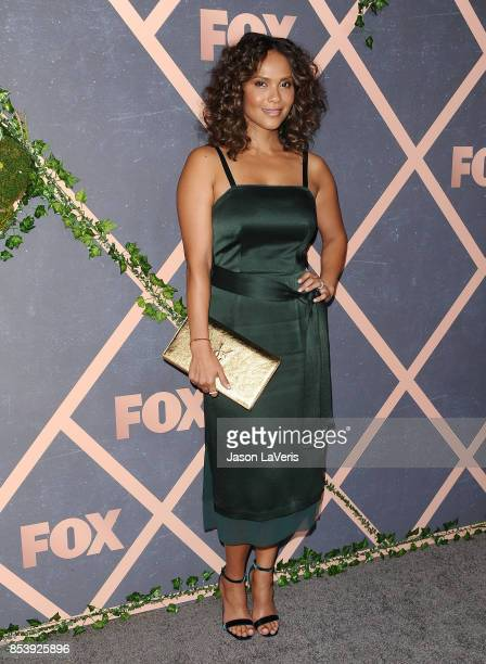 Actress LesleyAnn Brandt attends the FOX Fall Party at Catch LA on September 25 2017 in West Hollywood California
