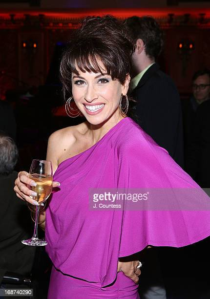 Actress Lesli Margherita attends the 78th Annual Drama Critic's Circle Awards at 54 Below on May 13 2013 in New York City