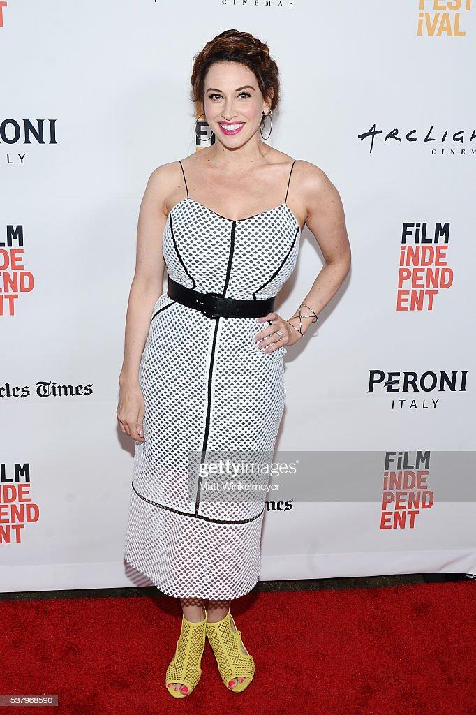 "2016 Los Angeles Film Festival - ""Opening Night"" Premiere"
