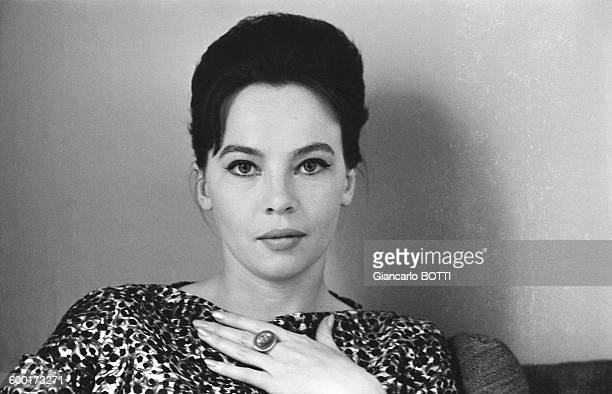 Actress Leslie Caron In London United Kingdom In July 1966