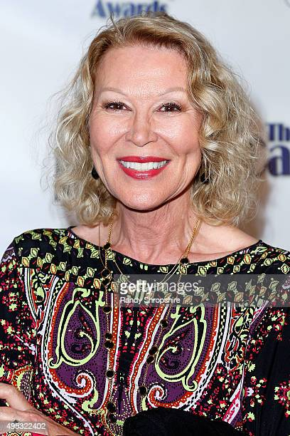 Actress Leslie Easterbrook arrives to the Carney Awards Honors Character Actors at The Paley Center for Media on November 1 2015 in Beverly Hills...