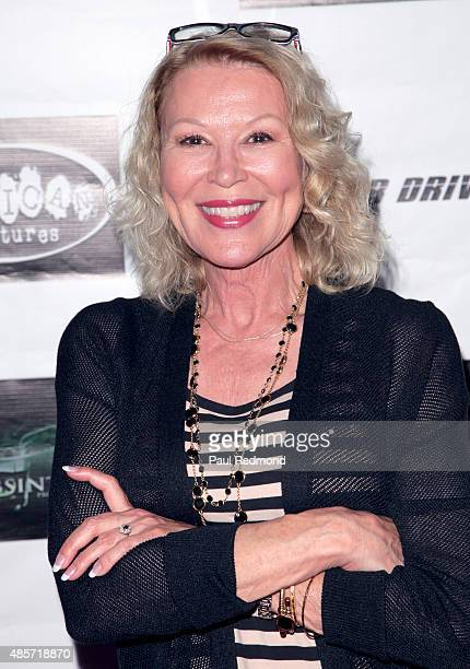 Actress Leslie Easterbrook attends Indican Pictures and Absinthe Productions world premiere of Windsor Drive at Laemlle NoHo 7 on August 28 2015 in...