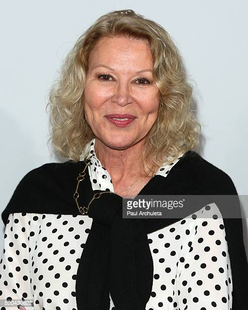 Actress Leslie Easterbrook attends the premiere of Daddy at Arena Cinema Hollywood on April 10 2016 in Hollywood California