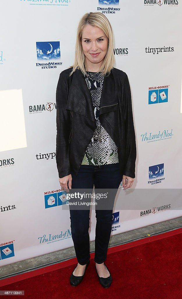Milk + Bookies 5th Annual Story Time Celebration - Arrivals