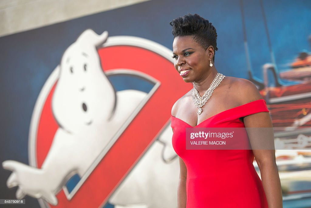 US-ENTERTAINMENT-FILM-GHOSTBUSTERS : News Photo
