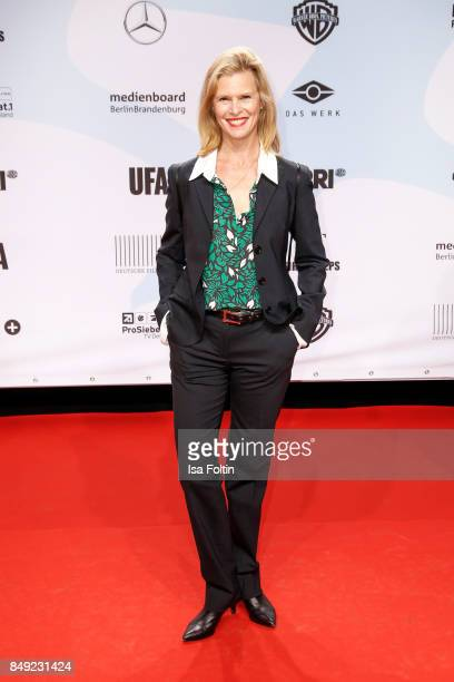 US actress Leslie Malton attends the First Steps Awards 2017 at Stage Theater on September 18 2017 in Berlin Germany