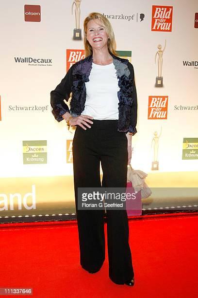Actress Leslie Malton attends the 'Goldene BILD der FRAU Award' at Axel Springer Haus on March 31, 2011 in Berlin, Germany.