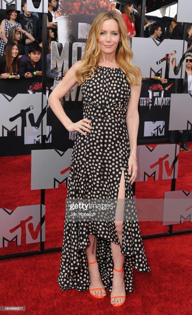 2014 MTV Movie Awards - Arrivals : Nachrichtenfoto