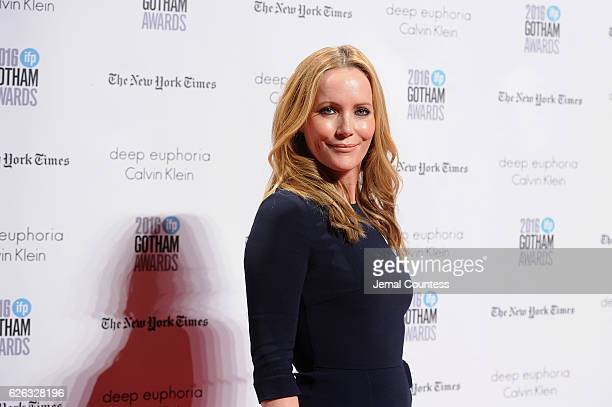 Actress Leslie Mann attends IFP's 26th Annual Gotham Independent Film Awards at Cipriani Wall Street on November 28 2016 in New York City