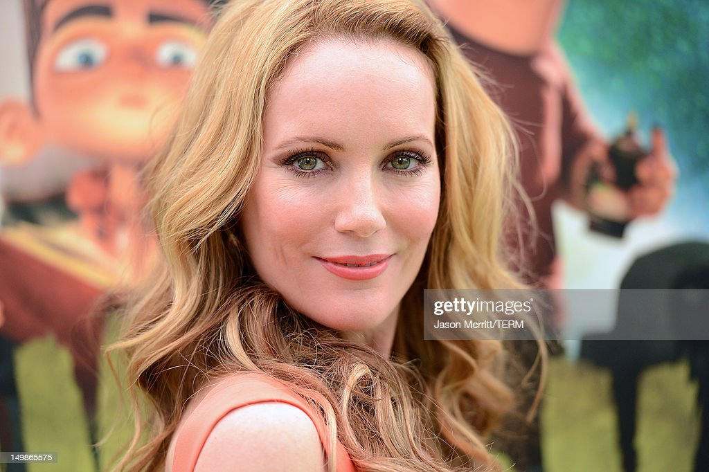 Actress Leslie Mann attends the premiere of Focus Features' 'ParaNorman' held at Universal CityWalk on August 5, 2012 in Universal City, California.