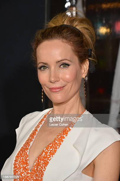 """Actress Leslie Mann attends """"This Is 40"""" - Los Angeles Premiere - Red Carpet at Grauman's Chinese Theatre on December 12, 2012 in Hollywood,..."""