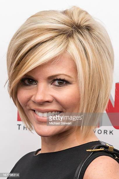 """Actress Leslie Miller attends the """"All My Children"""" & """"One Life To Live"""" premiere at Jack H. Skirball Center for the Performing Arts on April 23,..."""