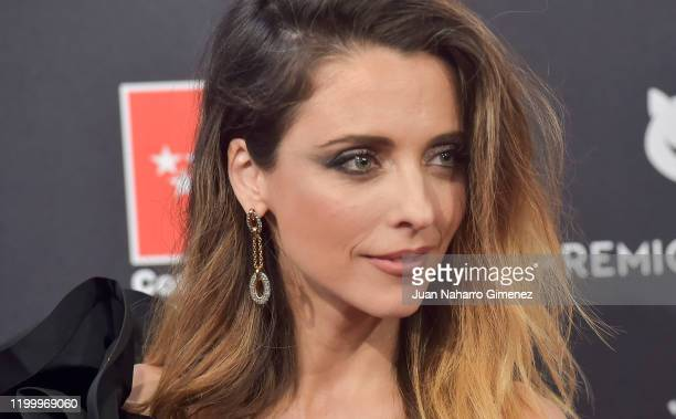 Actress Leticia Dolera attends Feroz awards 2020 red carpet at Teatro Auditorio Ciudad de Alcobendas on January 16 2020 in Madrid Spain