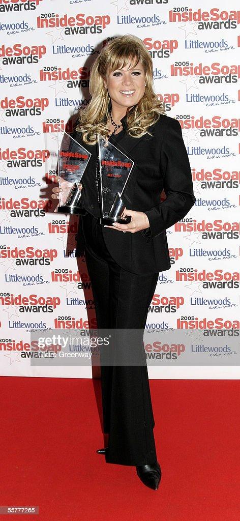 Inside Soap Awards 2005 : News Photo