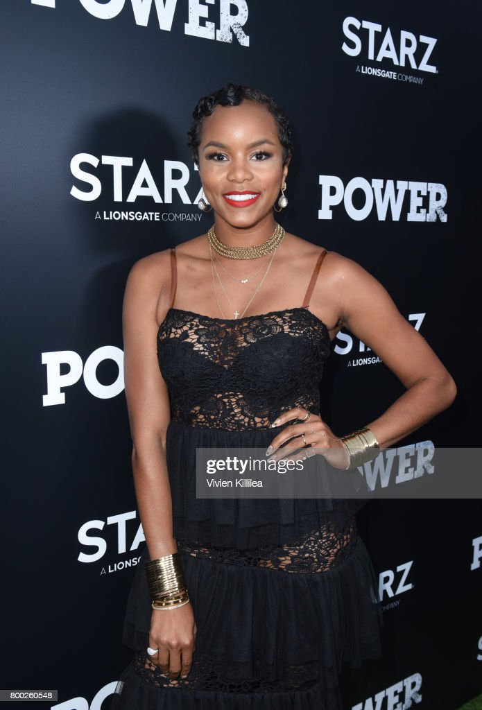 Actress LeToya Luckett attends STARZ 'Power' Season 4 L.A. Screening And Party at The London West Hollywood on June 23, 2017 in West Hollywood, California.