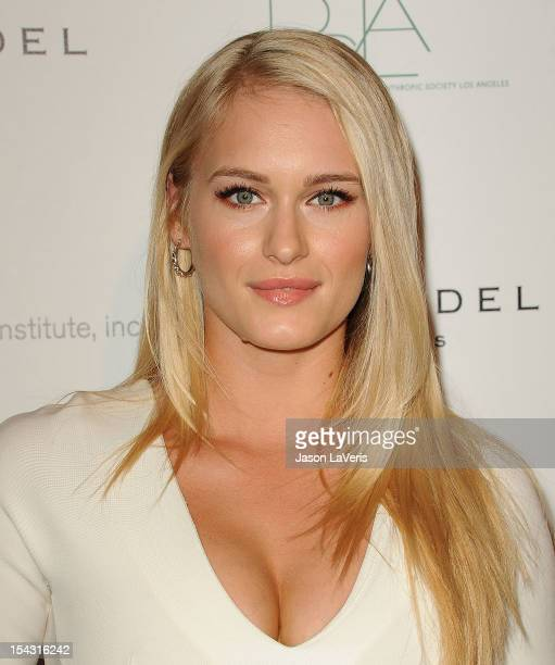 Actress Leven Rambin attends the 3rd annual Autumn Party at The London West Hollywood on October 17, 2012 in West Hollywood, California.