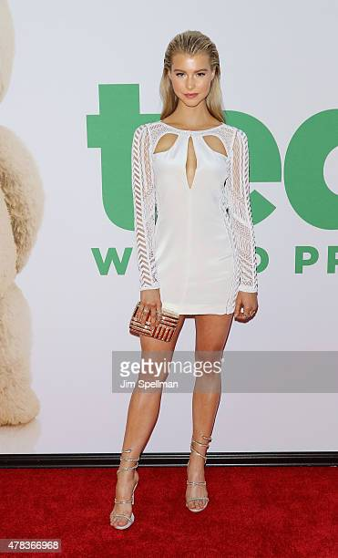 Actress Lexi Atkins attends the Ted 2 New York premiere at Ziegfeld Theater on June 24 2015 in New York City