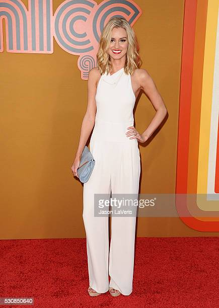 Actress Lexi Johnson attends the premiere of The Nice Guys at TCL Chinese Theatre on May 10 2016 in Hollywood California