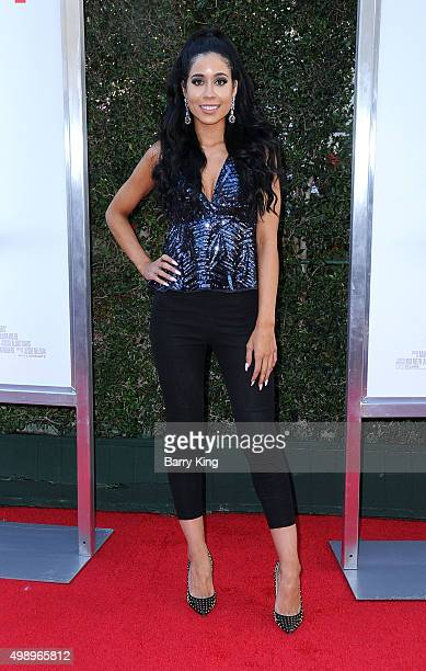 Actress Lexi Noel attends the Premiere Of CBS Films' 'Love The Coopers' at the Grove Park Plaza on November 12 2015 in Los Angeles California