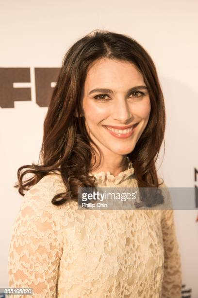 Actress Liane Balban attends the Opening Night Gala Red Carpet during the 36th Annual Vancouver International Film Festival at The Centre In...