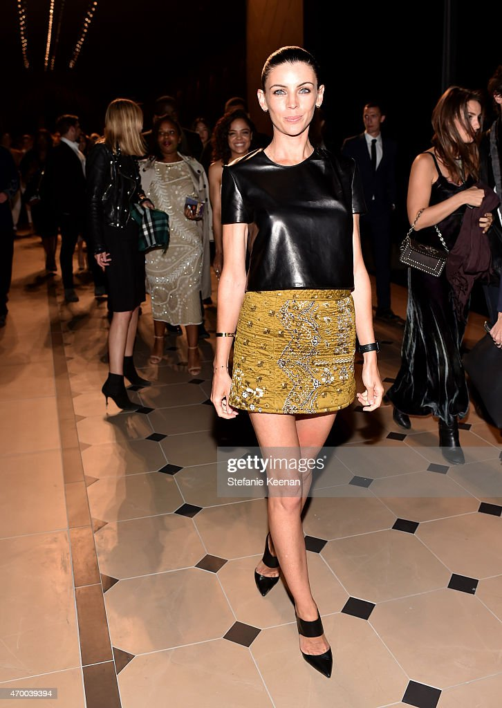 Actress Liberty Ross attends the Burberry 'London in Los Angeles' event at Griffith Observatory on April 16, 2015 in Los Angeles, California.