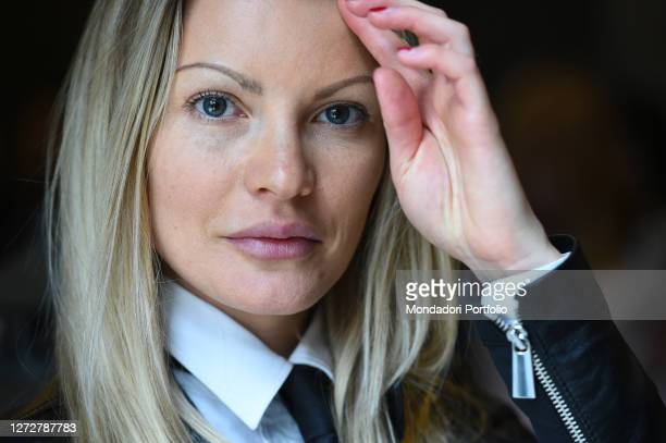 Actress Licia Nunez attends Le tre rose di Eva 3 photocall in the Church Palace Hotel. Rome , March 17th, 2015