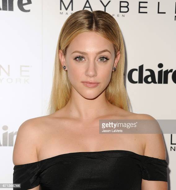 Lili Reinhart Stock Photos And Pictures Getty Images