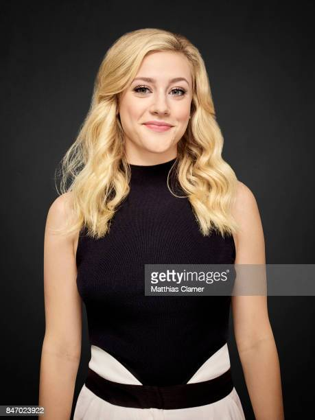 Actress Lili Reinhart from 'Riverdale' is photographed for Entertainment Weekly Magazine on July 23 2016 at Comic Con in the Hard Rock Hotel in San...