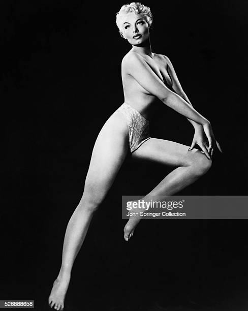 Actress Lili St Cyr