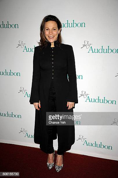Actress Lili Taylor attends 2016 National Audubon Society Winter Gala at Cipriani 42nd Street on January 21 2016 in New York City